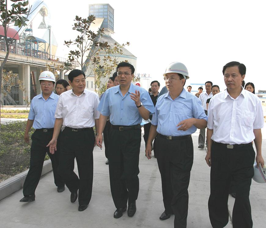 中央政治局常委、国务院总理(时任