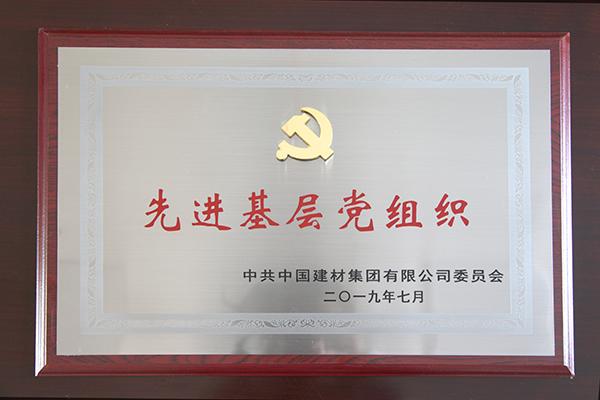 南阳中联水泥有限公司党委被中国建